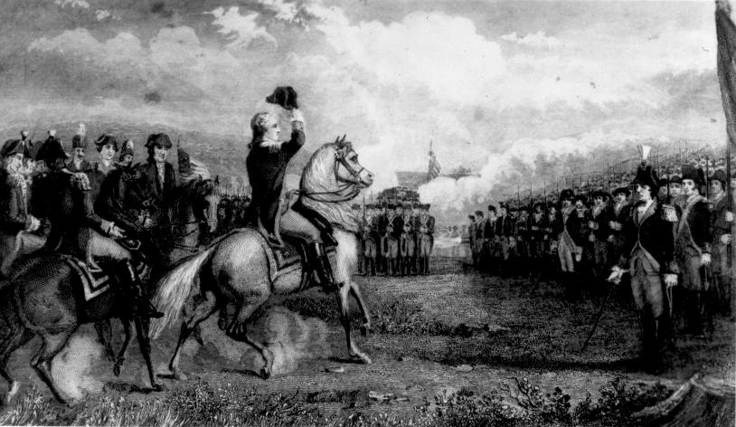 Revolutionary War Records